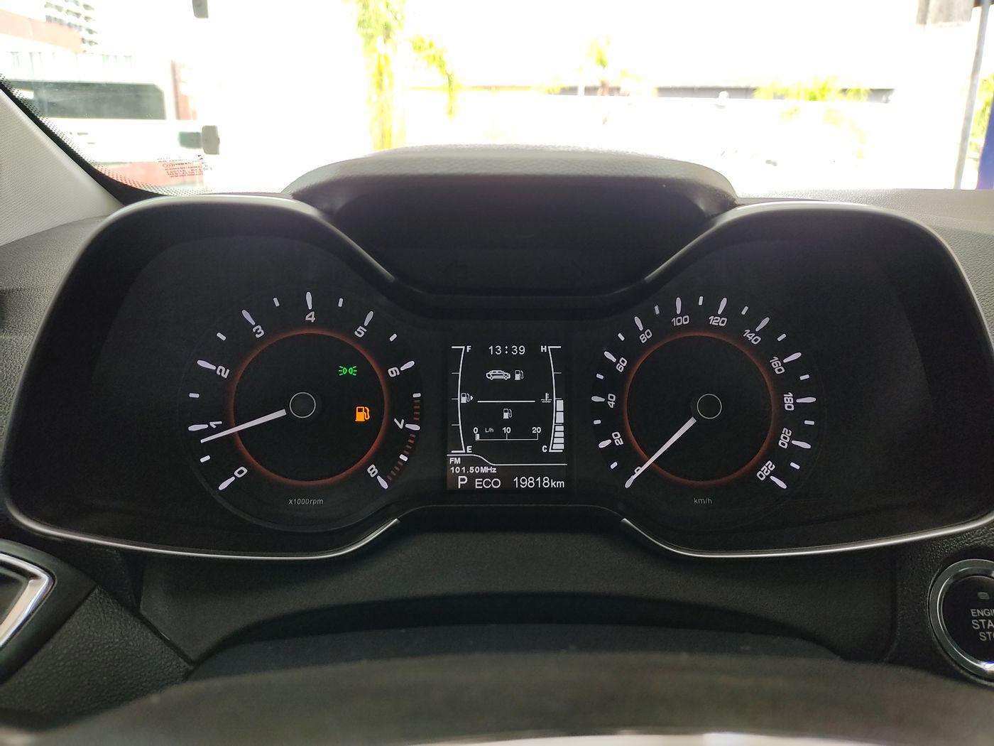 CHERY ARRIZO 5 RX 1.5 16V Turbo Flex Aut.