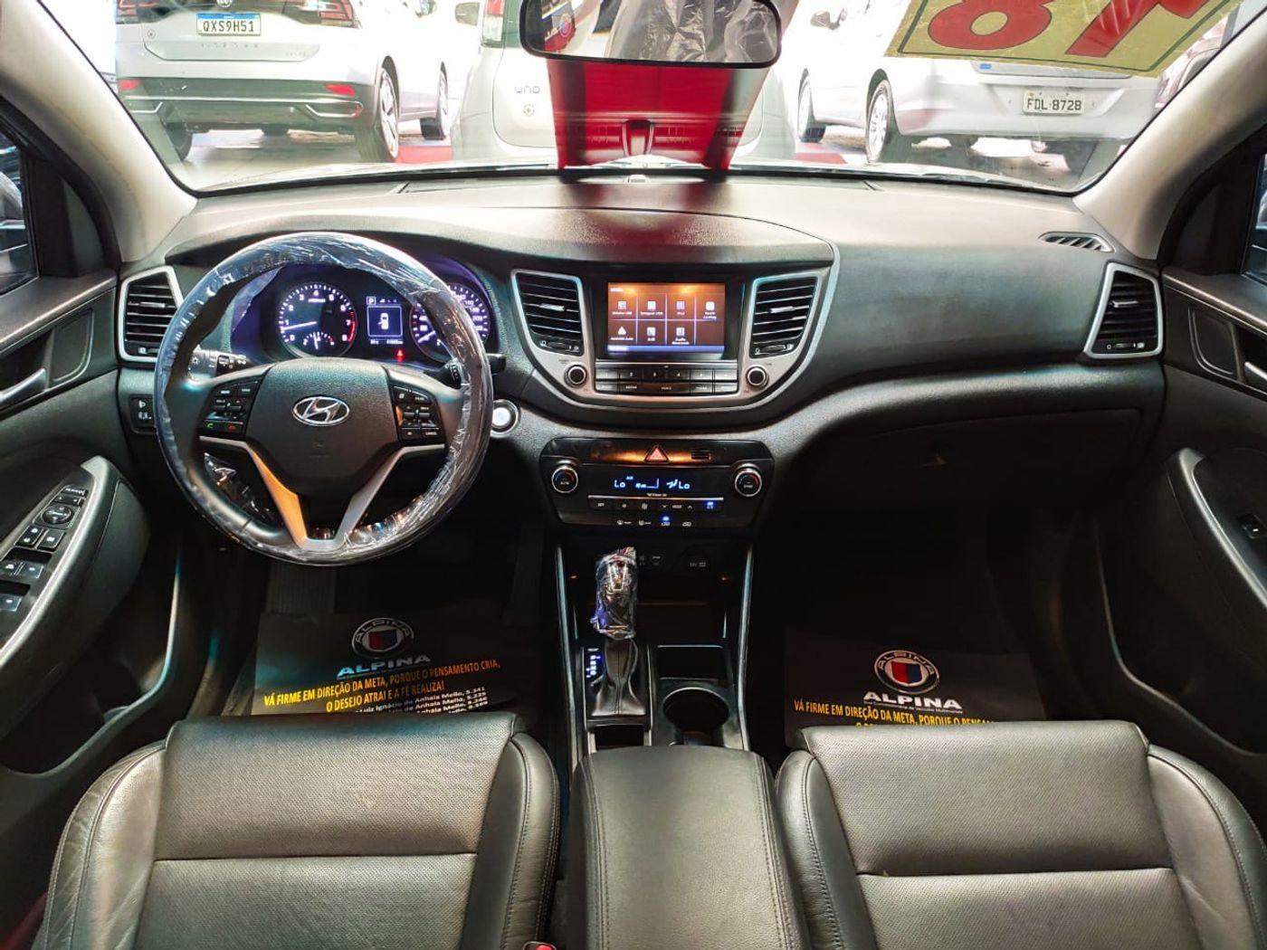 Hyundai Tucson GL 1.6 Turbo 16V Aut.