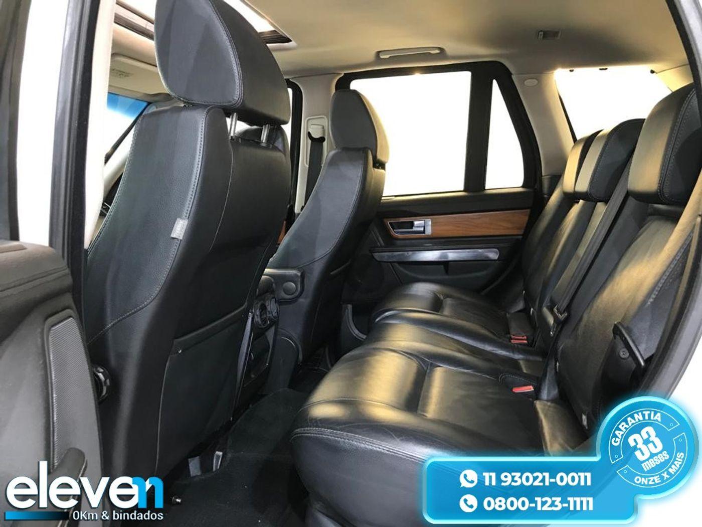 Land Rover Range Rover Sport 3.6 TDV8 272cv Diesel