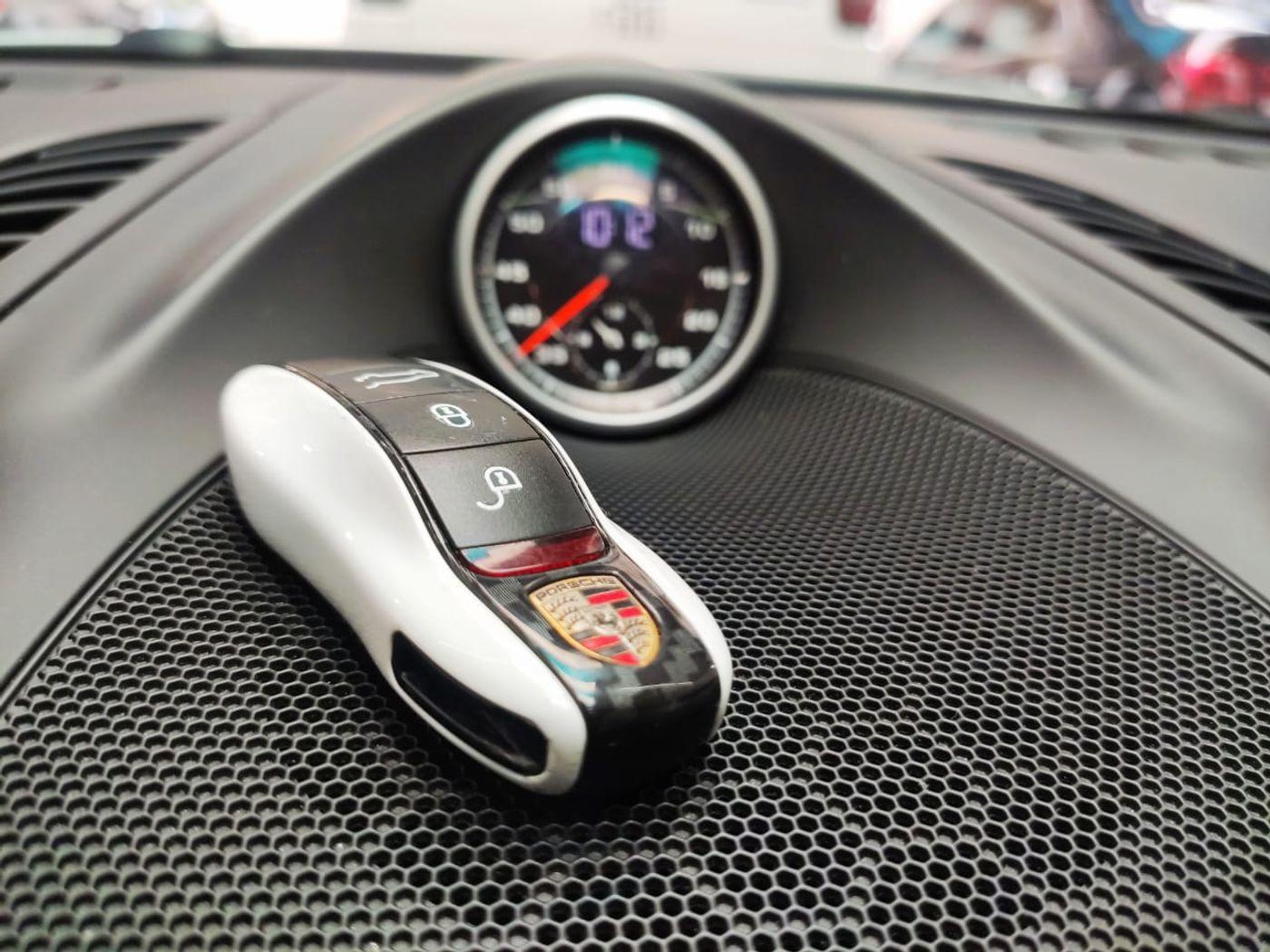 Porsche Cayenne GTS 4.8 405/420cv