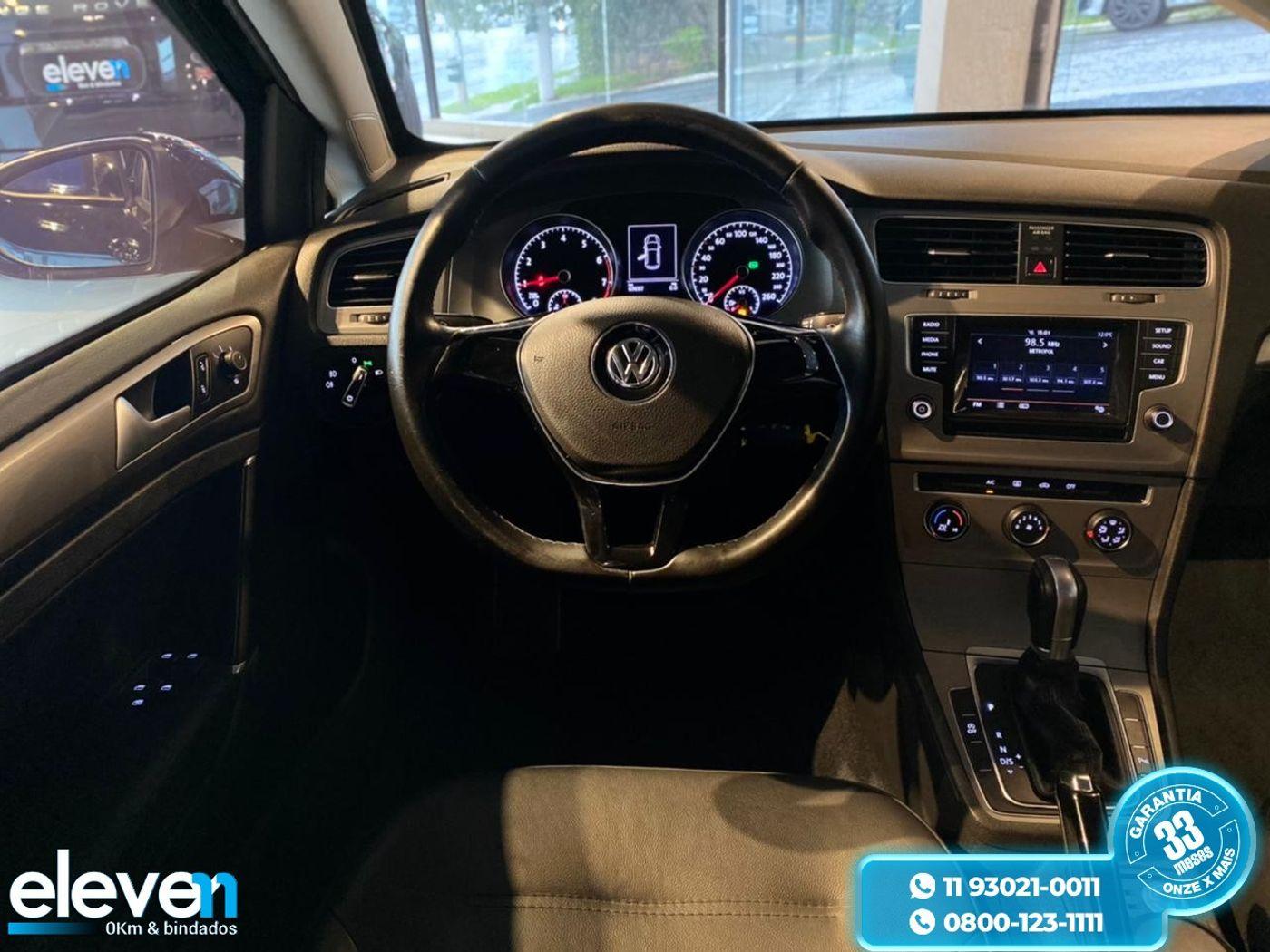 VolksWagen Golf Comfortline 1.4 TSI 140cv Aut.