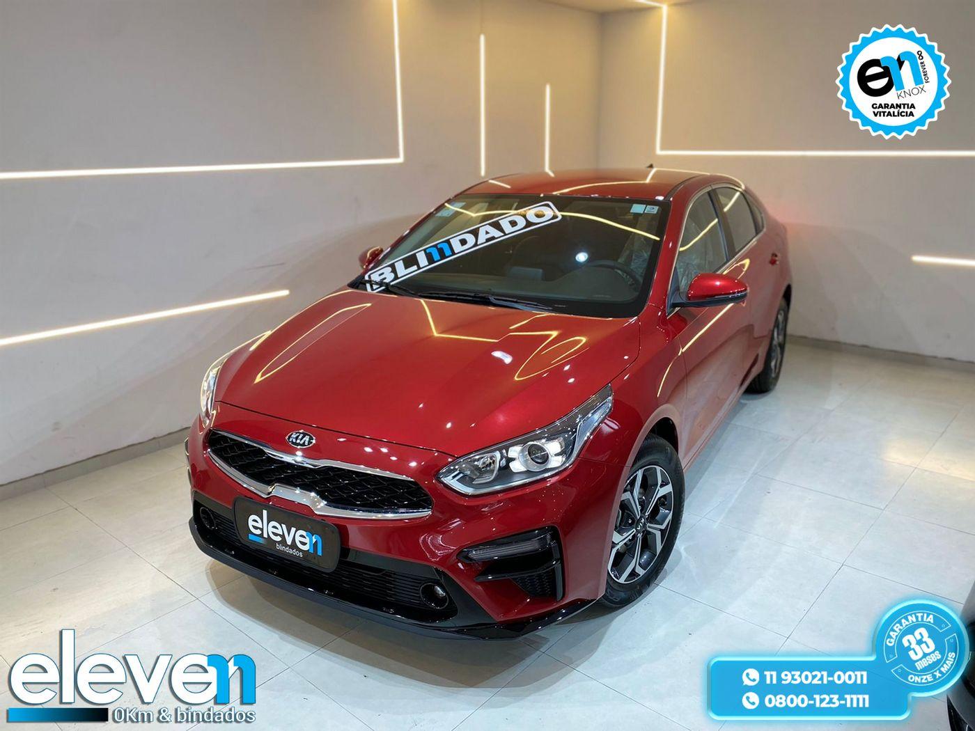 Kia Motors Cerato SX 2.0 16V Flex Aut.