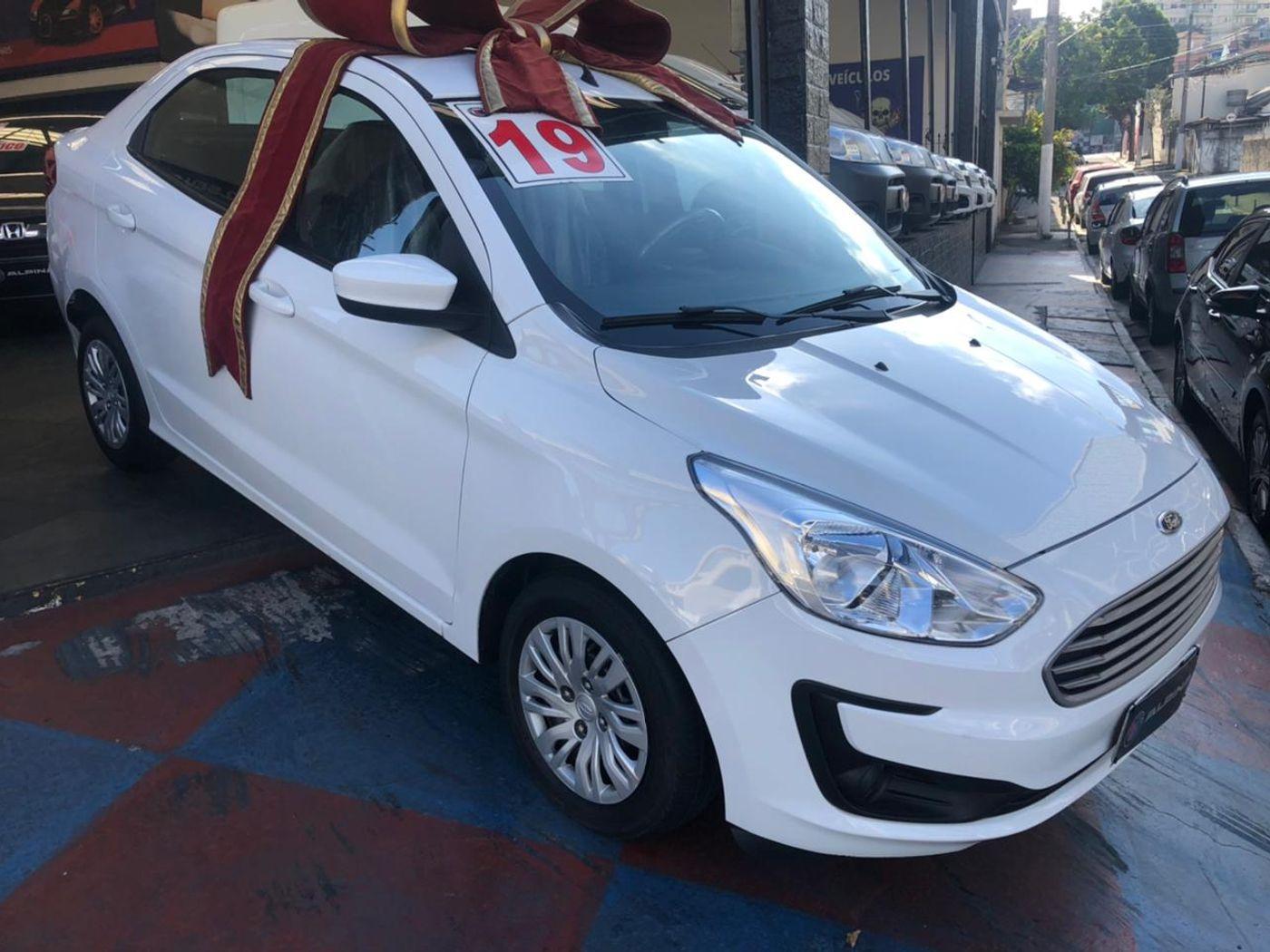 Ford Ka+ Sedan 1.0 SE/SE PLUS TiVCT Flex 4p