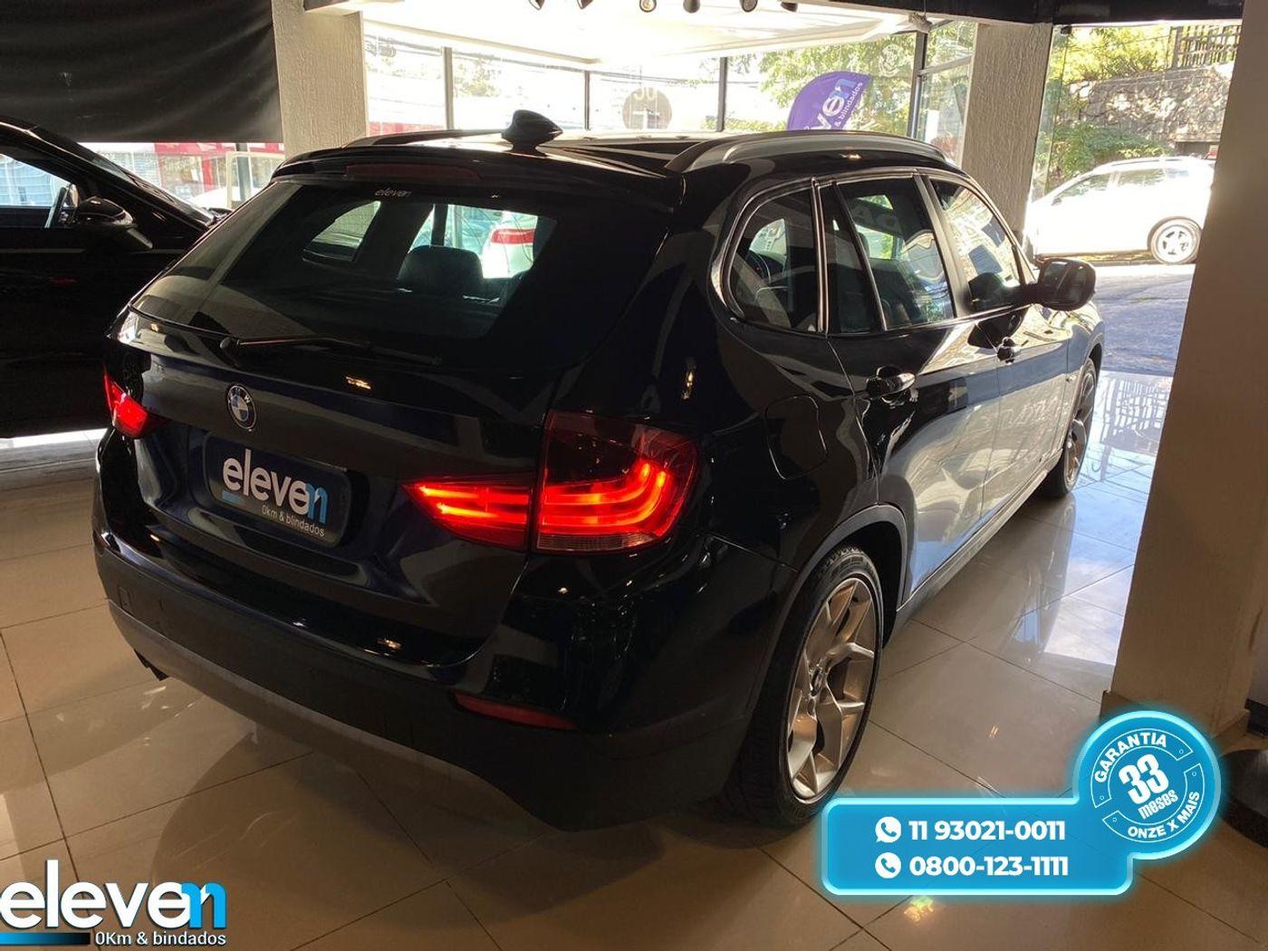 BMW X1 XDRIVE 28i 3.0 24V 4x4 Aut.