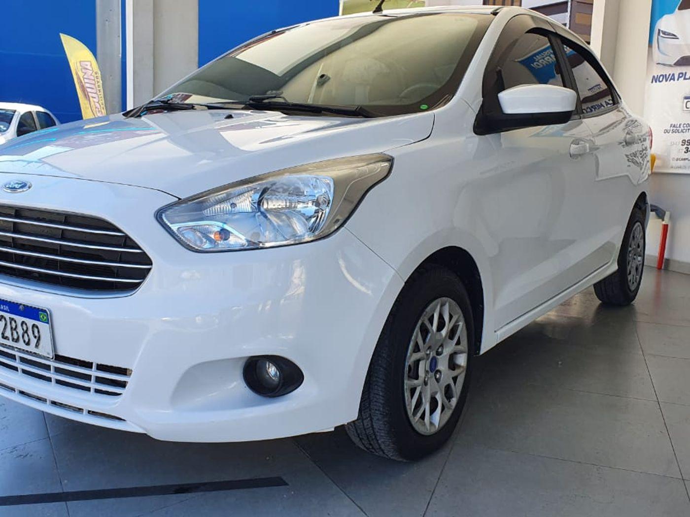 Ford Ka 1.5 16V Flex 5p