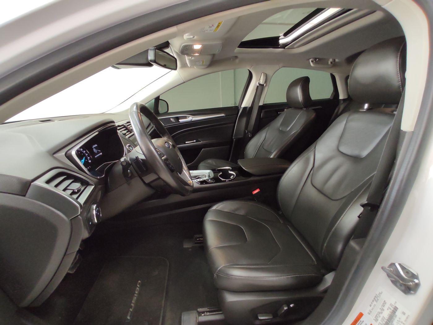 Ford Fusion Titanium 2.0 GTDI Eco. Fwd Aut.