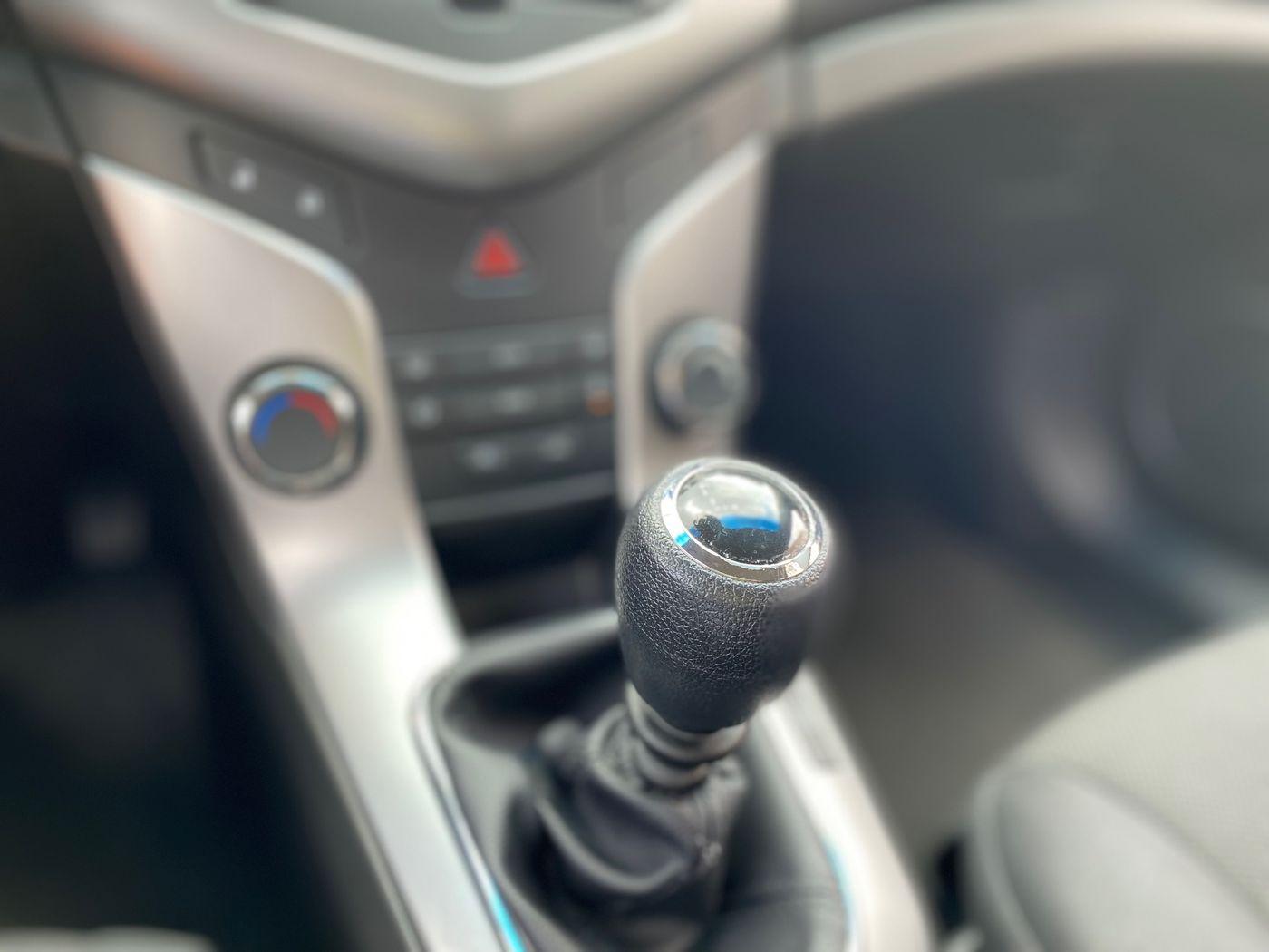 Chevrolet CRUZE HB Sport LT 1.8 16V FlexP. 5p Mec