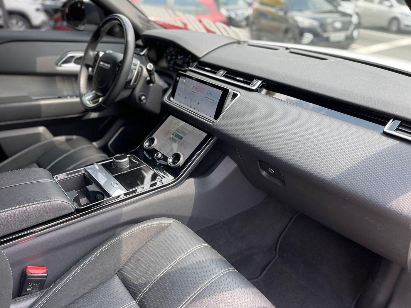 Land Rover Range R. VELAR R-Dyn. SE 3.0 4x4 V6 Aut.