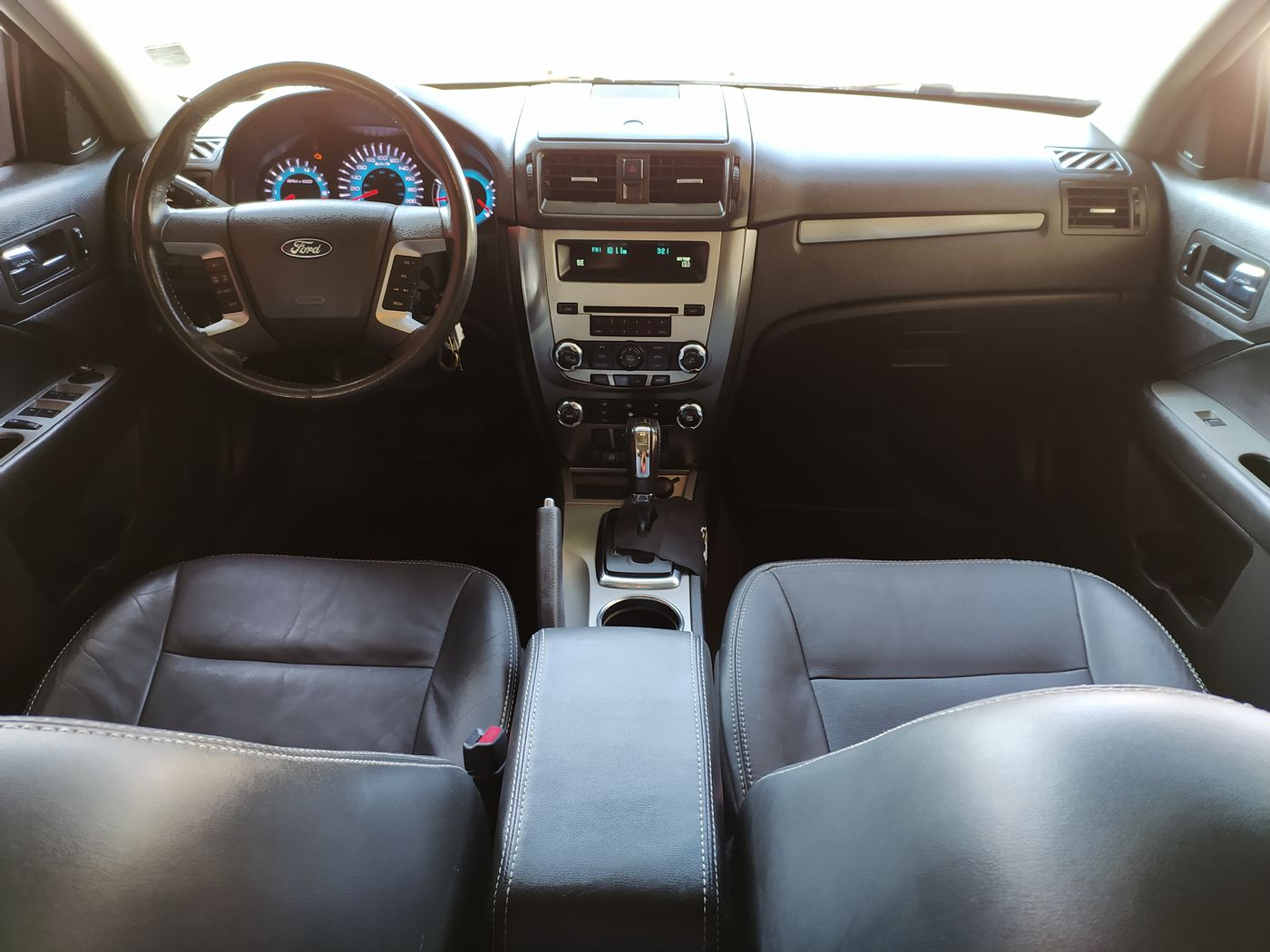 Ford Fusion SEL 2.5 16V 173cv Aut.