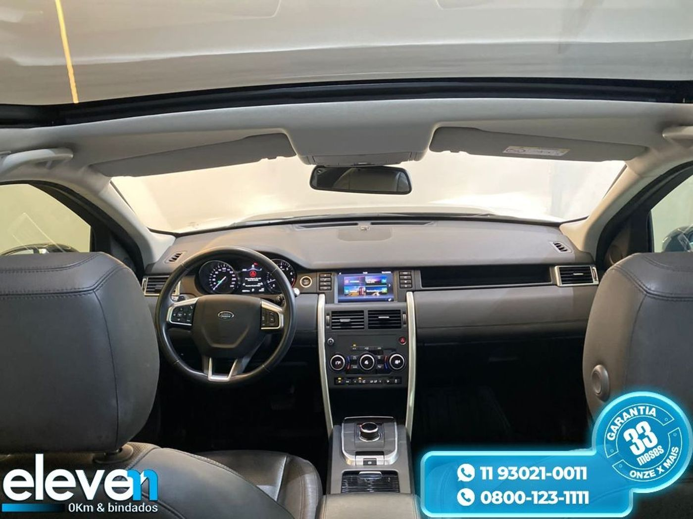Land Rover Discovery Sport HSE Luxury Gasolina