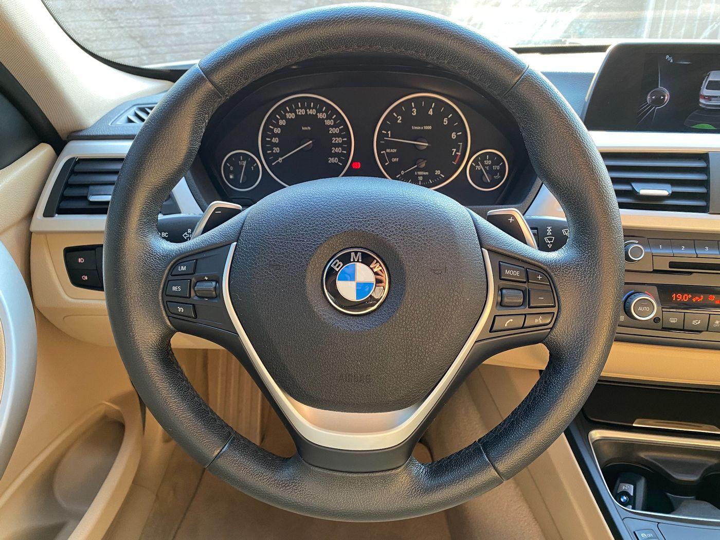 BMW 320iA 2.0 Turbo/ActiveFlex 16V/GP  4p