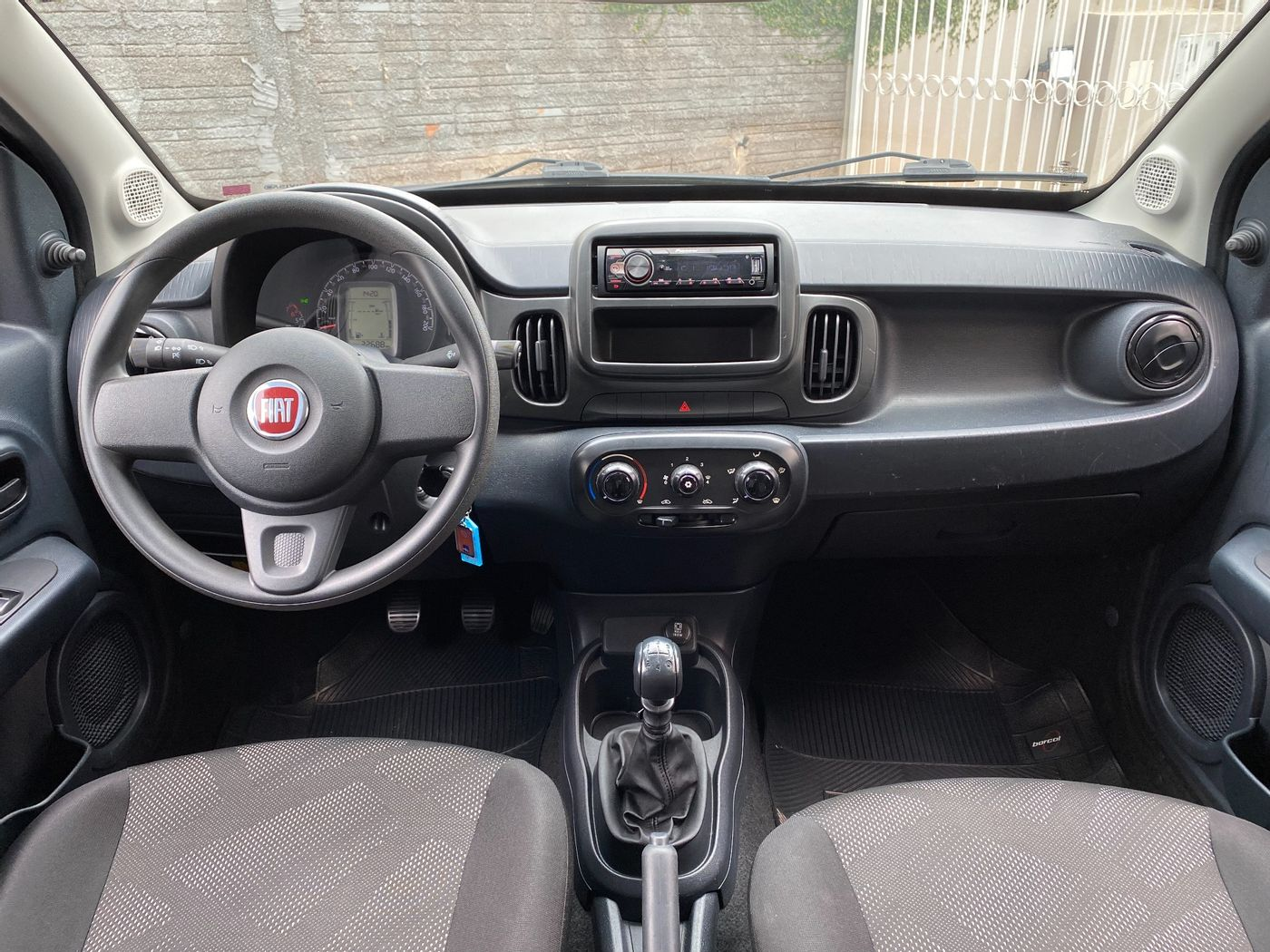 Fiat MOBI LIKE 1.0 Fire Flex 5p.