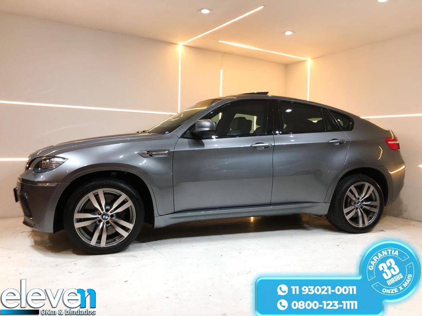 BMW X6 M 4.4 4x4 V8 32V Bi-Turbo Aut.