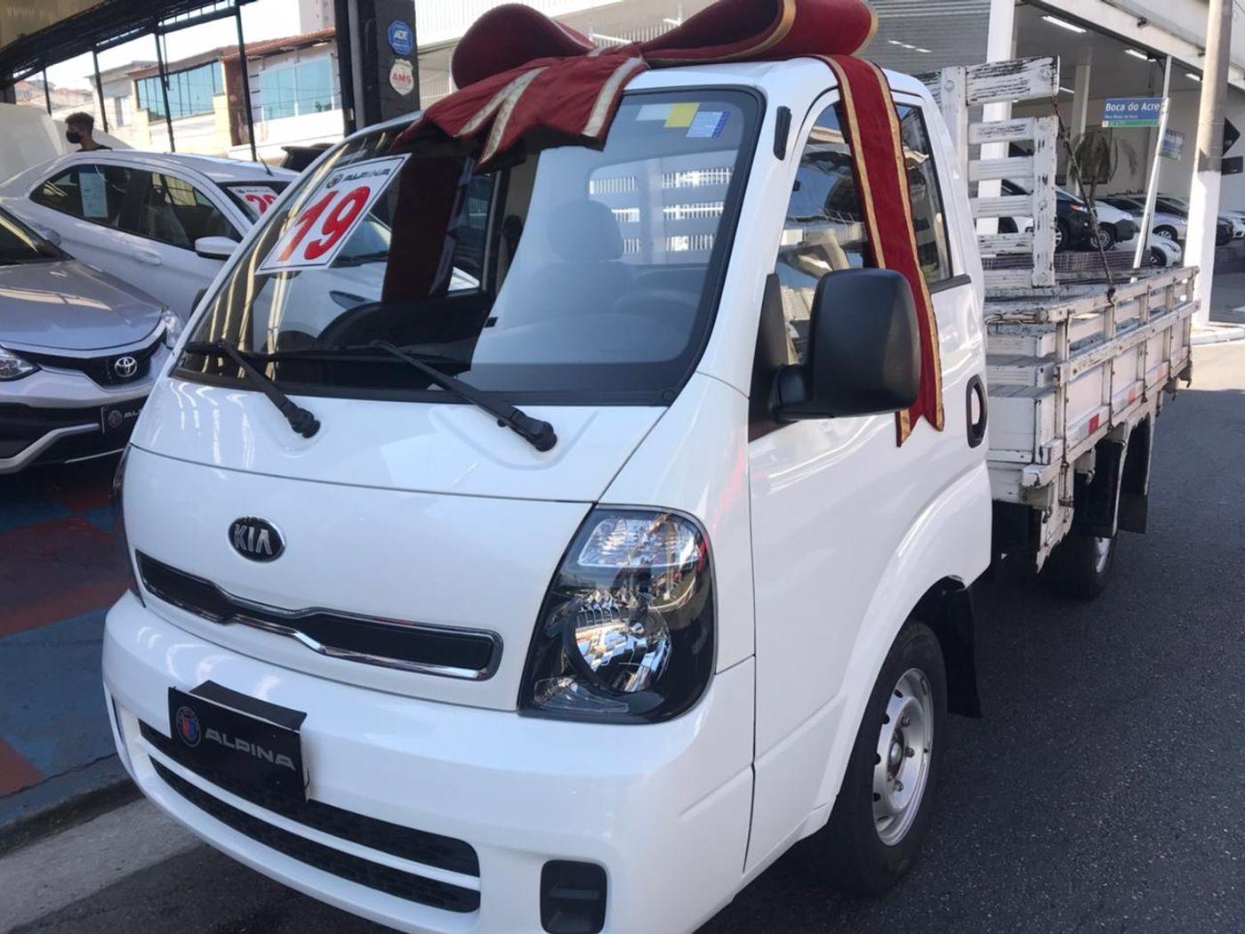 Kia Motors Bongo K-2500 2.5 4x2 TB Diesel