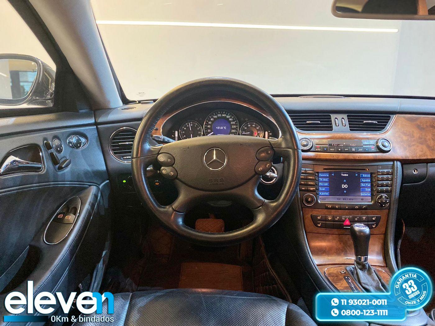 Mercedes CLS-500 V8 24V