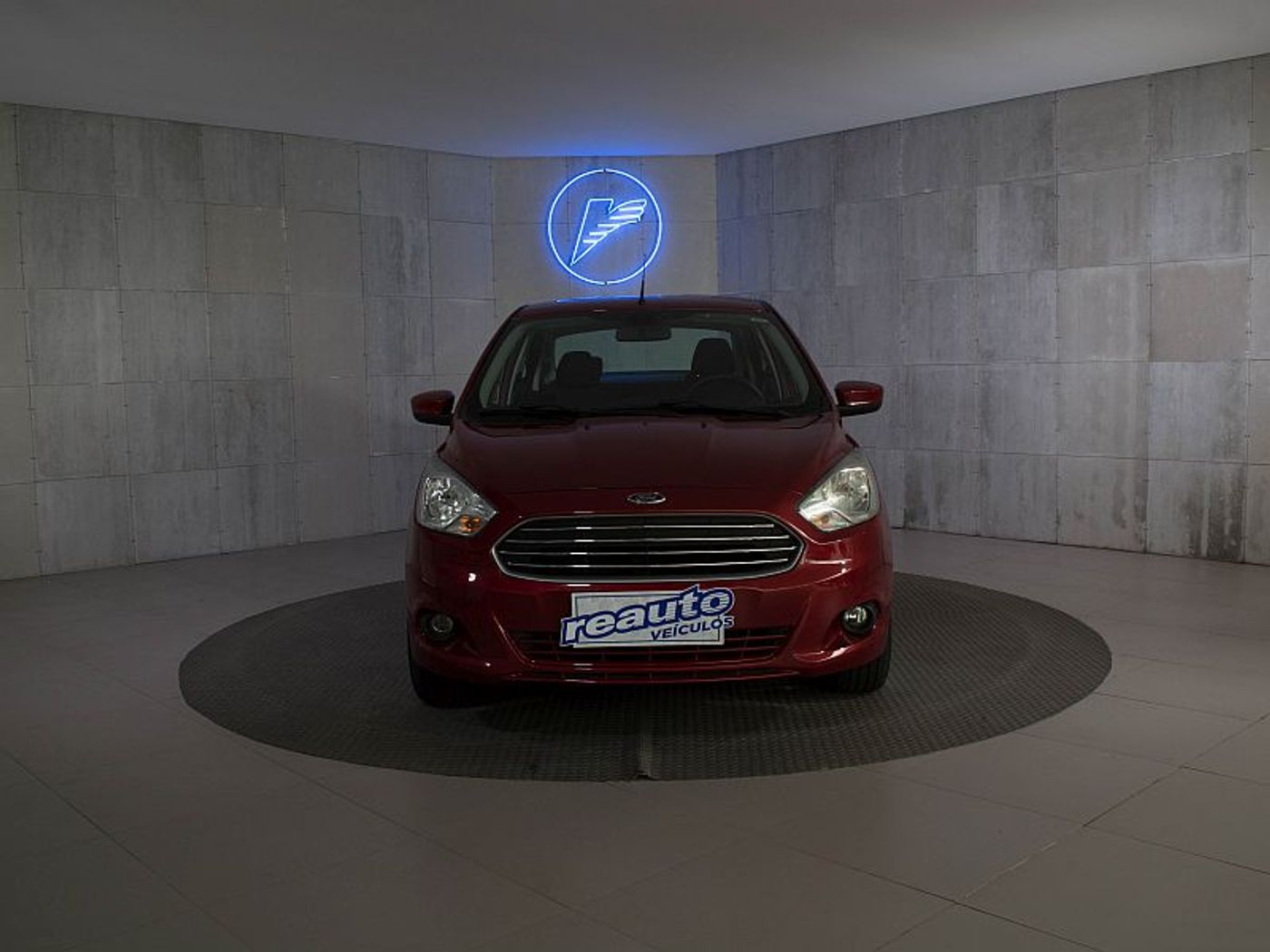 Ford Ka+ Sedan 1.5 SEL 16V Flex 4p
