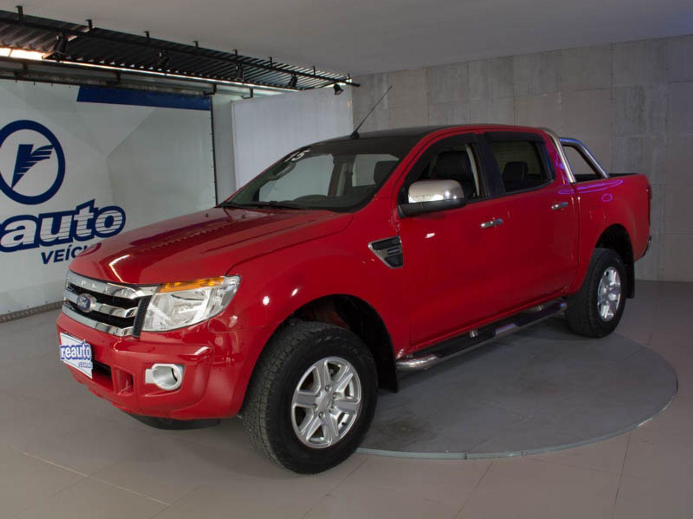 Ford Ranger XLT 2.5 16V 4x2 CD Flex
