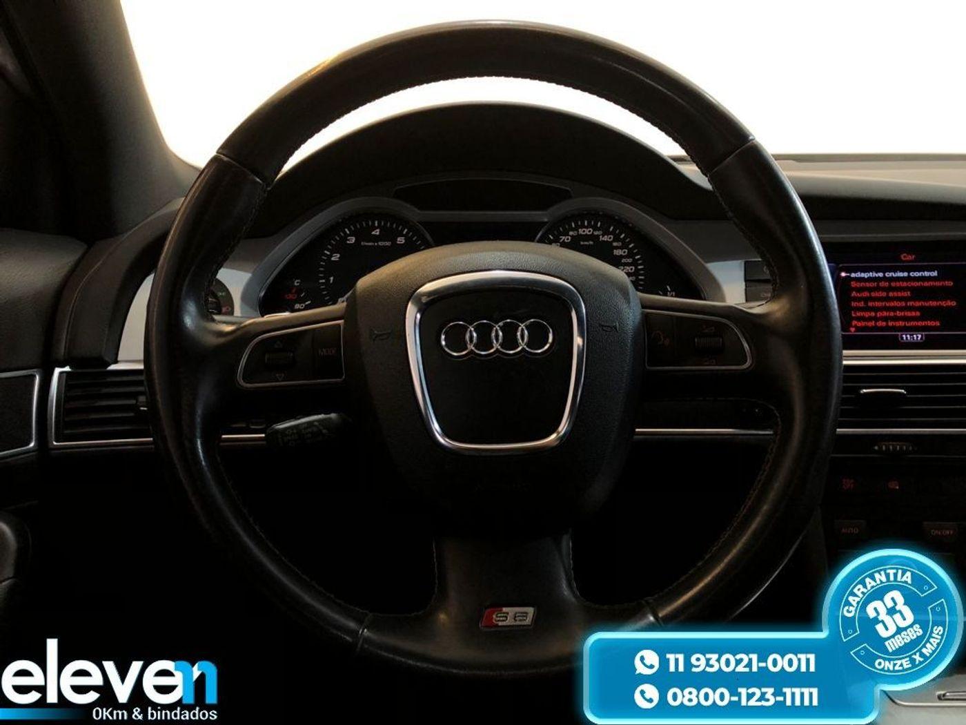 Audi S6 5.2 FSI V10 435cv Quattro Tiptronic