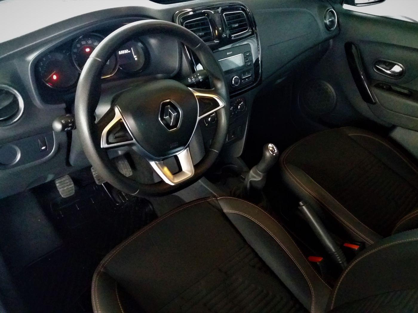 Renault SANDERO STEP. Zen Flex 1.6 16V  Mec.
