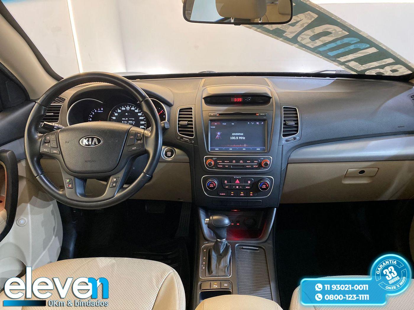 Kia Motors Sorento 3.3 V6 24V 270cv 4x2 Aut.