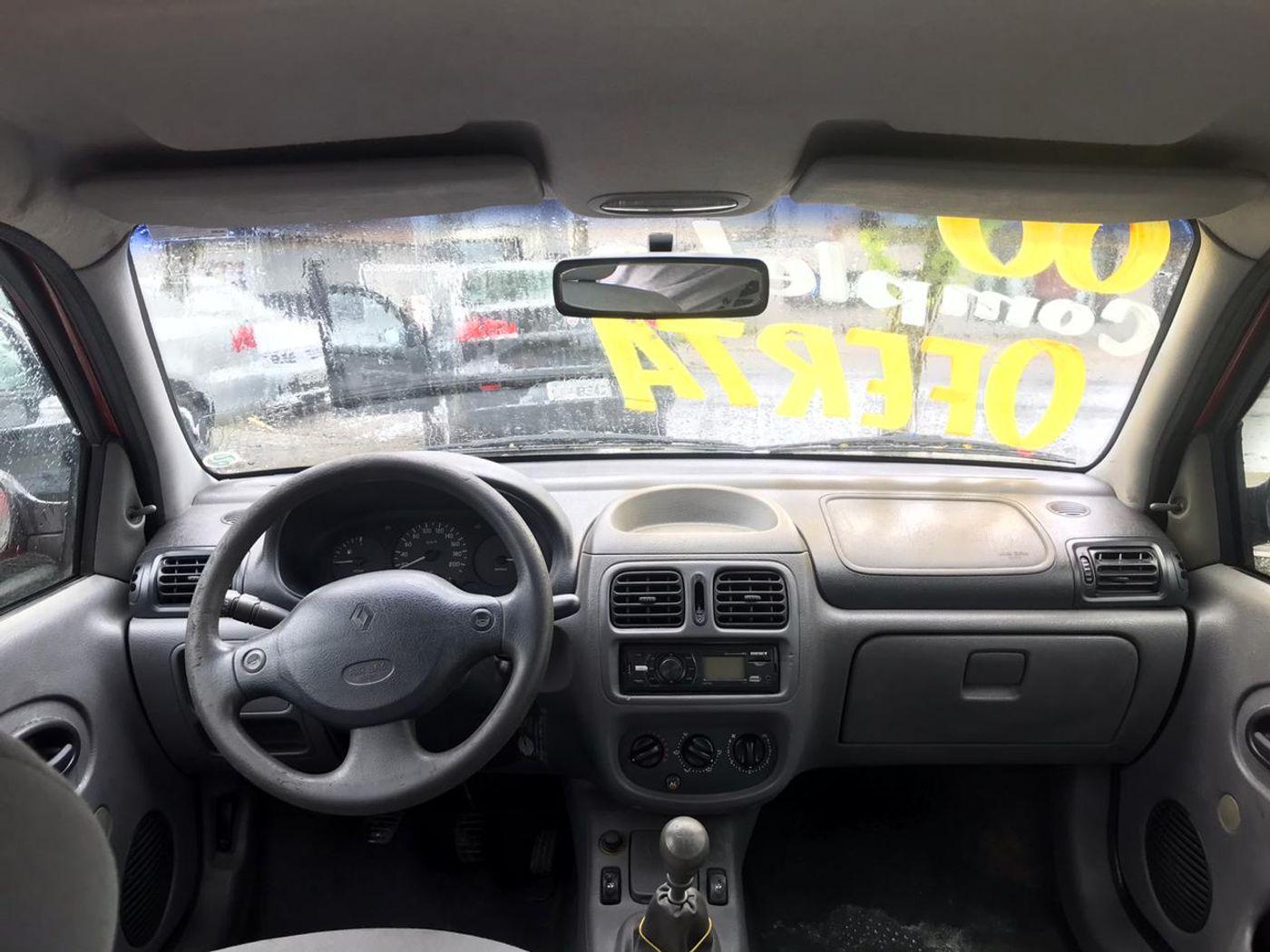 Renault Clio Hi-Flex/ Expres. Hi-Flex 1.6 16V 5p