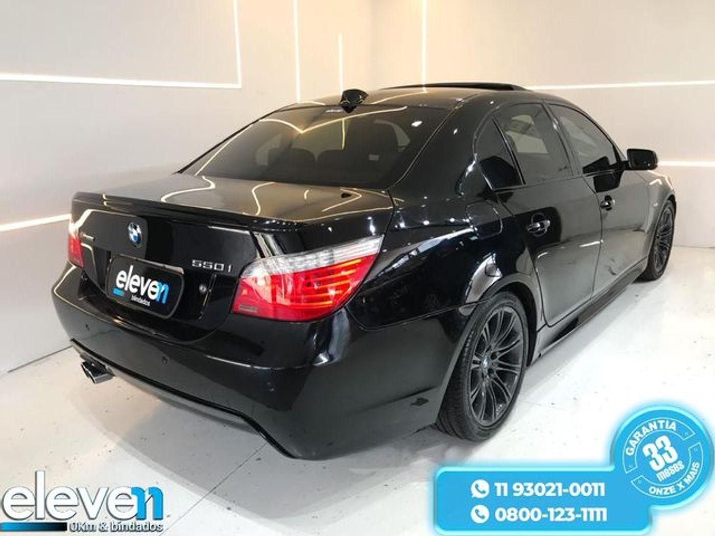 BMW 550iA 4.8 32V
