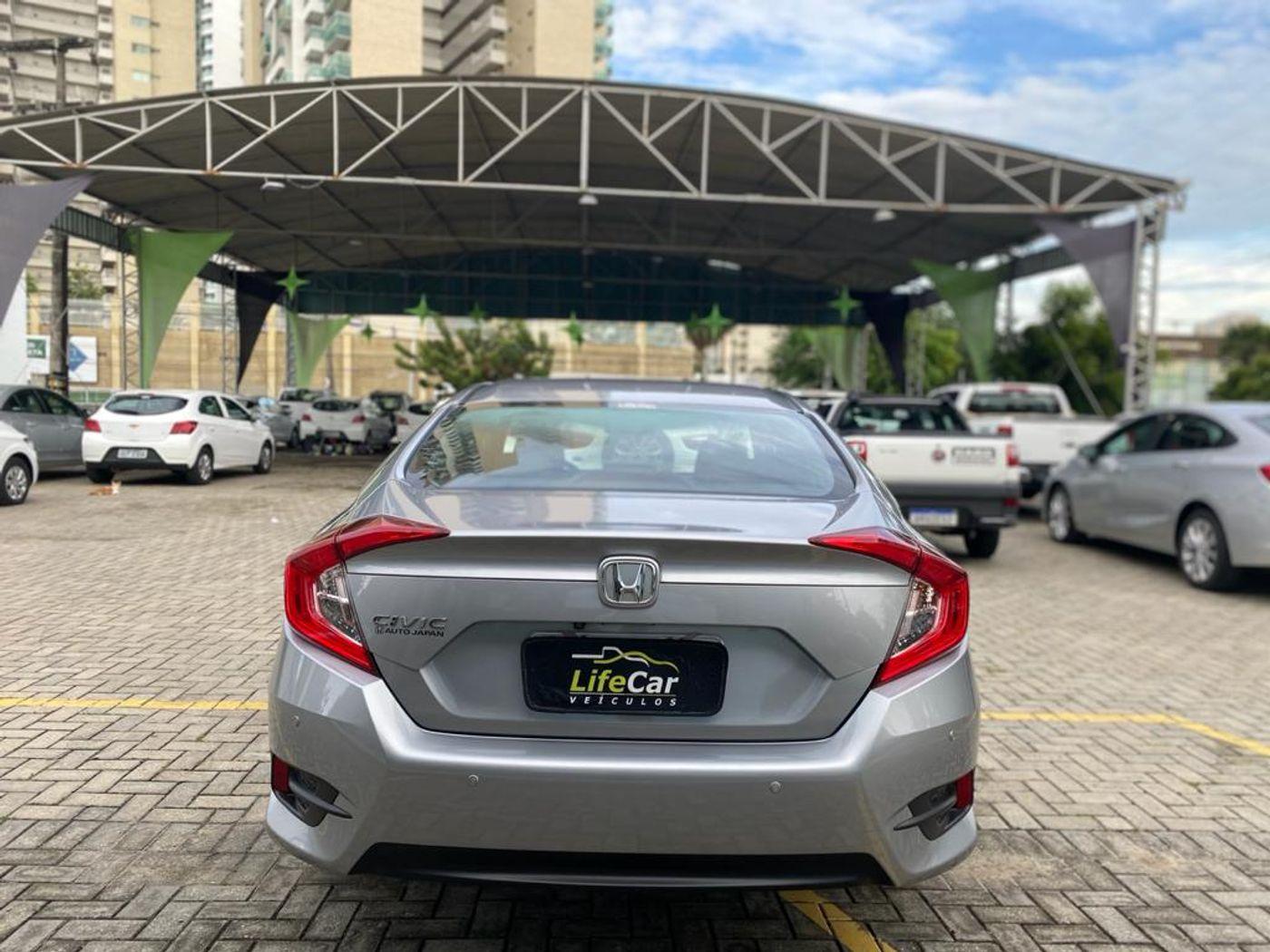 Honda Civic Sedan SPORT 2.0 Flex 16V Aut.4p