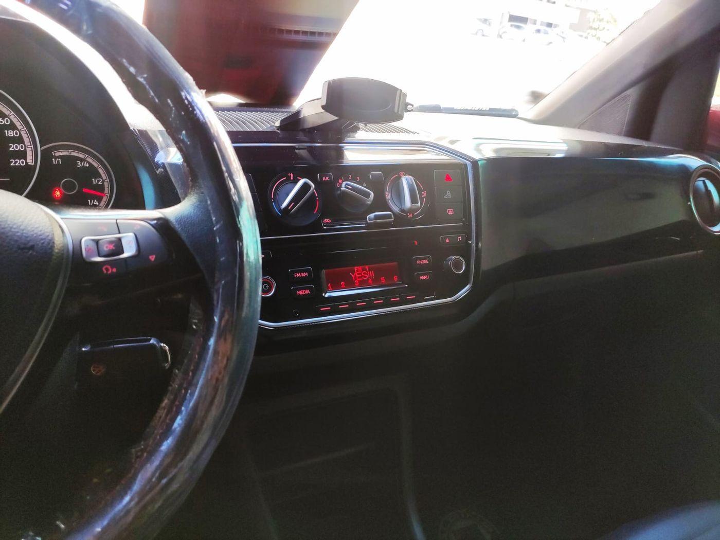 VolksWagen up! Pepper 1.0 TSI T.Flex 12V 5p