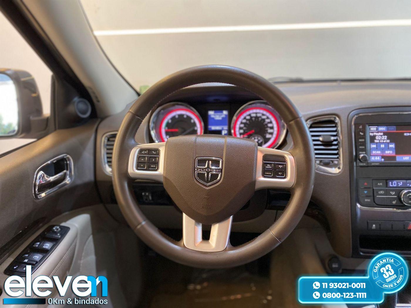 Dodge Durango Crew 3.6 24V 4x4 Aut.