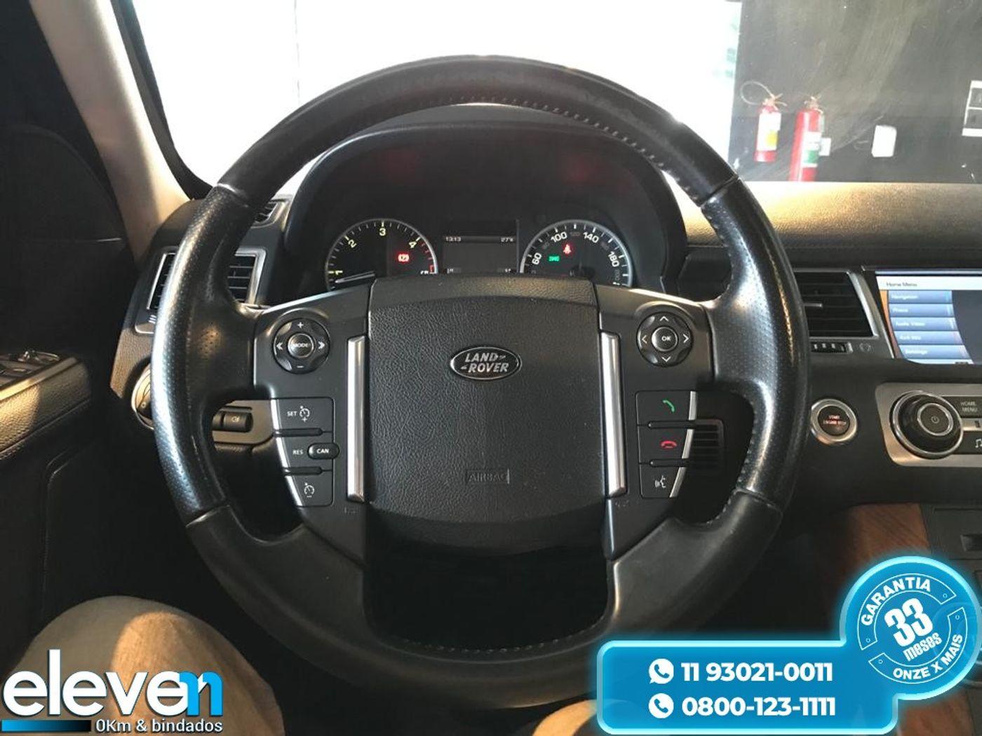 Land Rover Range R.Sport SE 3.0 4x4 TDV6/SDV6 Dies.