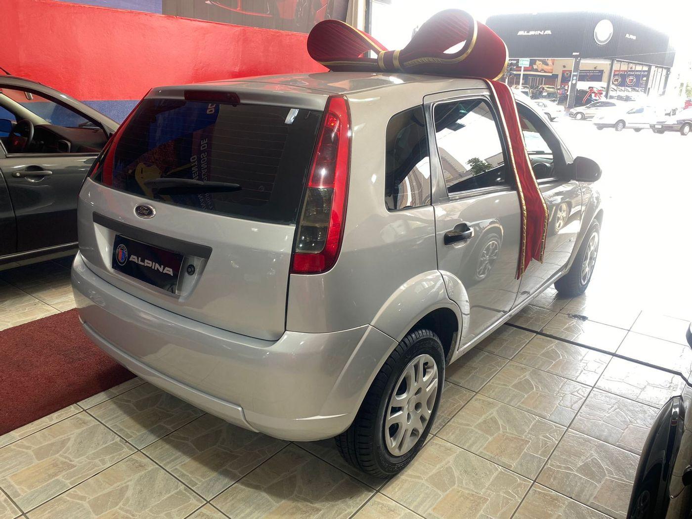 Ford Fiesta S 1.0 8V Flex 5p