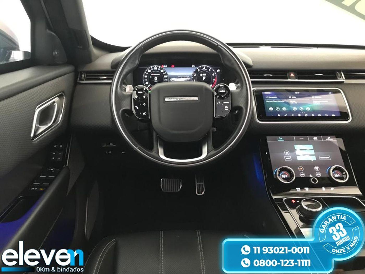 Land Rover Range R. VELAR R-Dyn. SE 2.0 4x4 TB Aut.