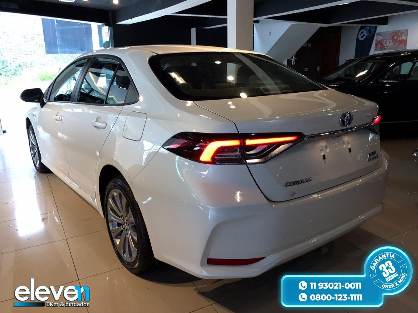 Toyota Corolla Altis Hybrid 1.8 16V Flex Aut.
