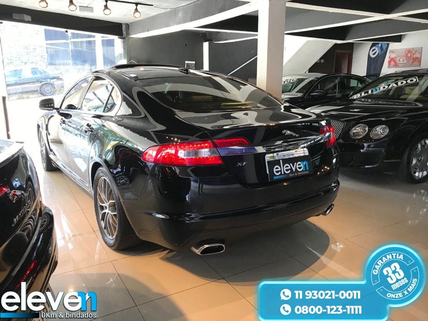 Jaguar XF 5.0 32V V8 385cv Aut.