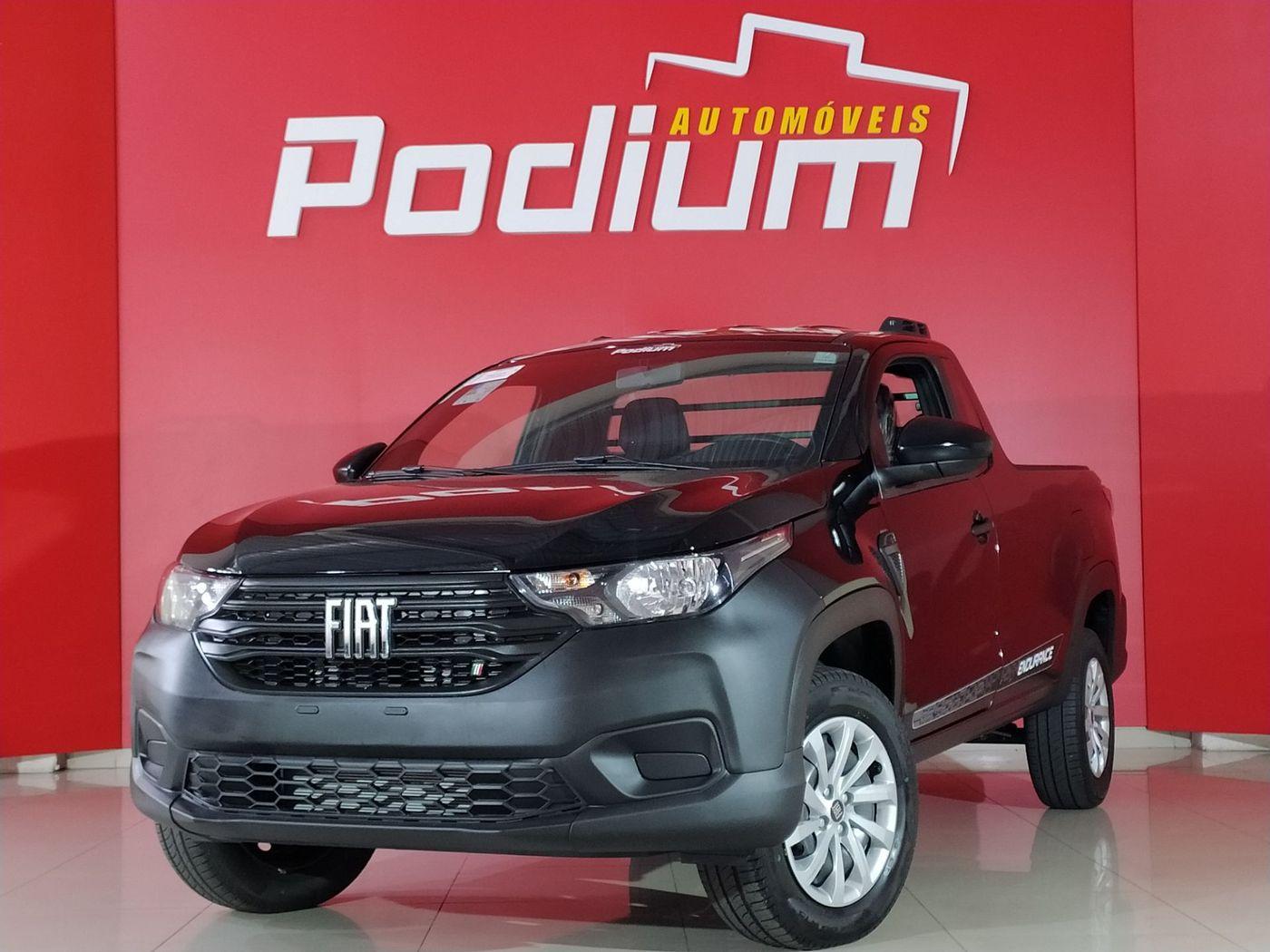 Fiat Strada Endurance 1.4 Flex 8V CS Plus