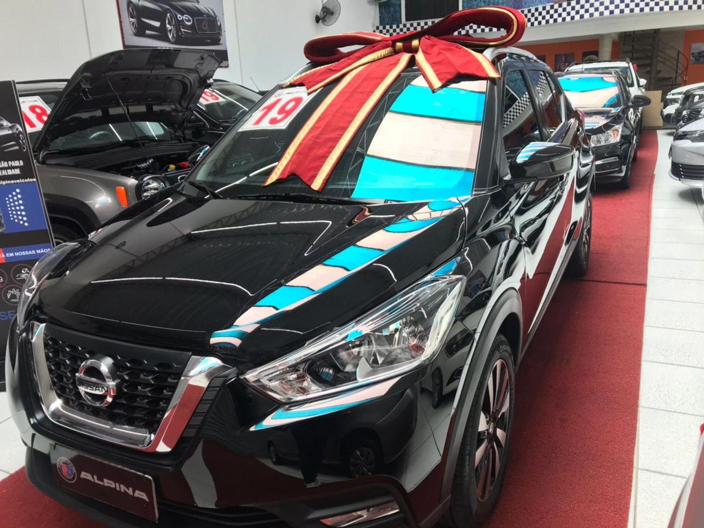Nissan KICKS SV 1.6 16V FlexStar 5p Aut.