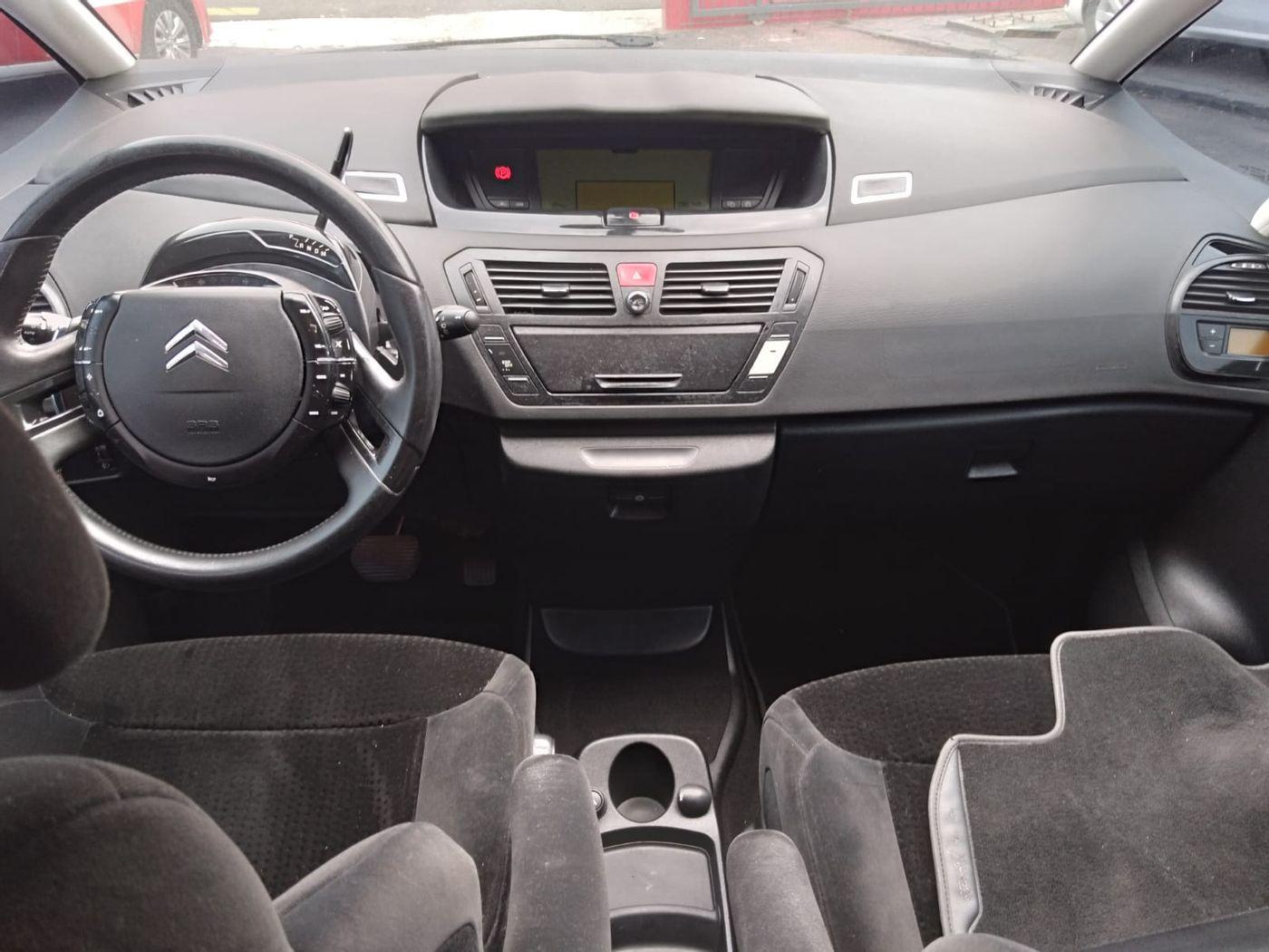 Citroën C4 Excl.2.0/2.0 Solaris Flex 16V 5p Aut.
