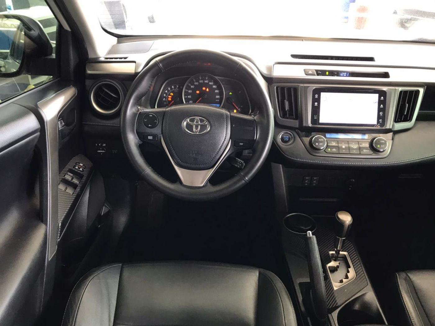 Toyota RAV4 2.0 4x2 16V Aut.