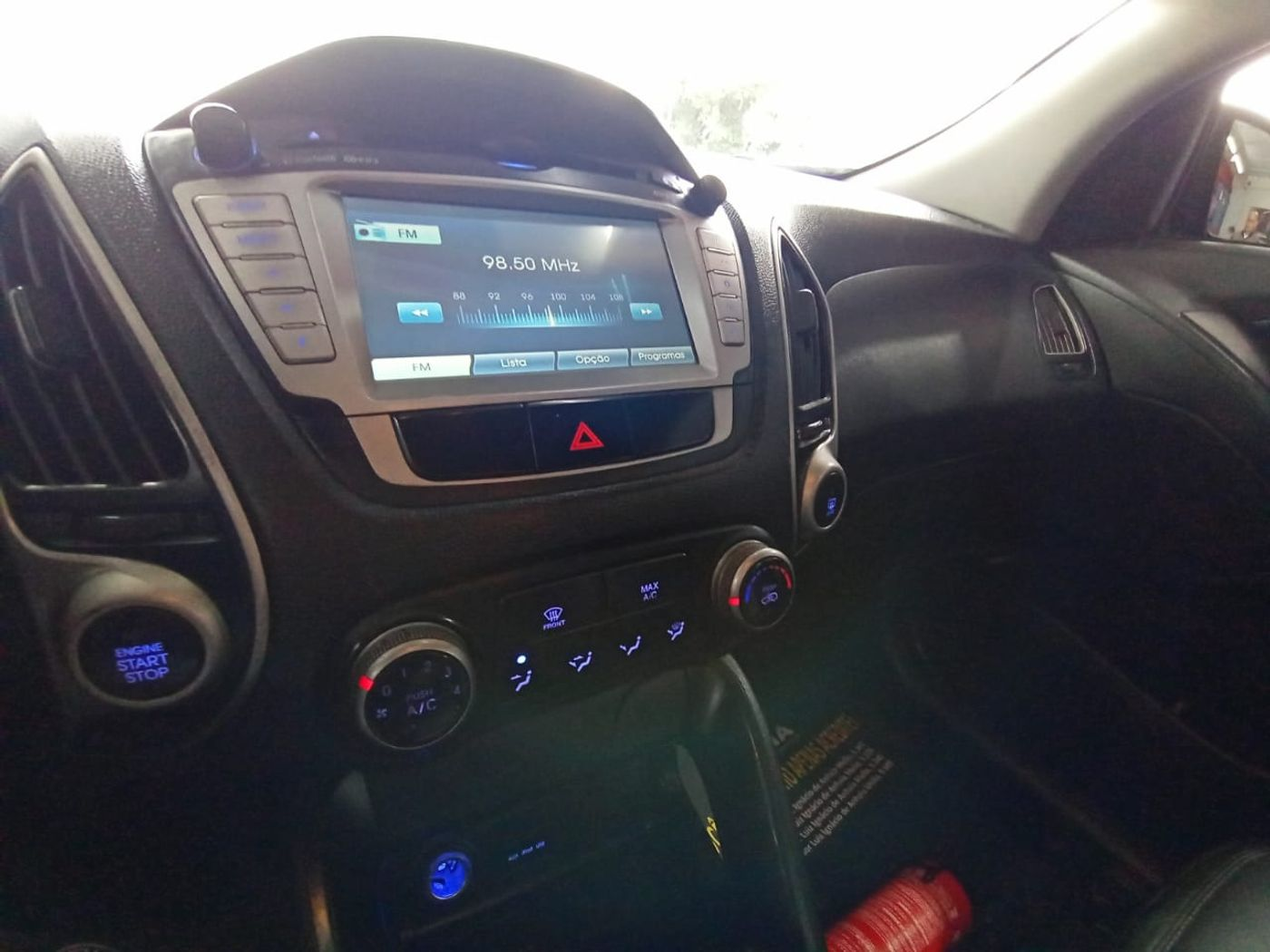 Hyundai ix35 2.0 16V 2WD Flex Mec.