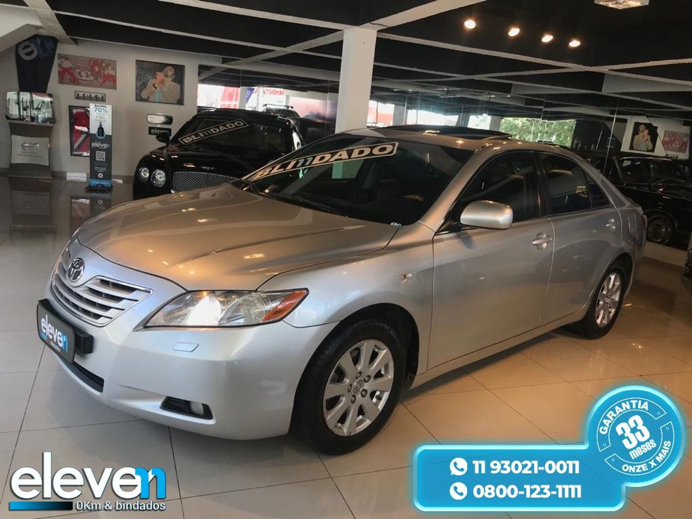 Toyota Camry XLE 3.5 24V Aut.