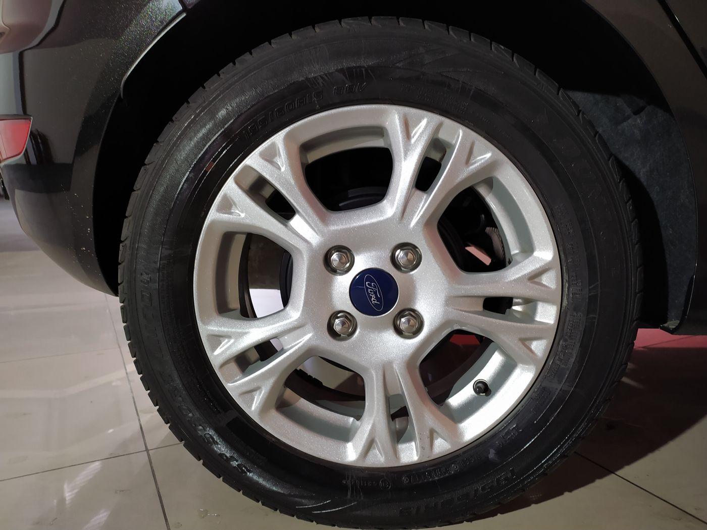 Ford Fiesta SEL 1.0 12V EcoBoost Aut. 5p