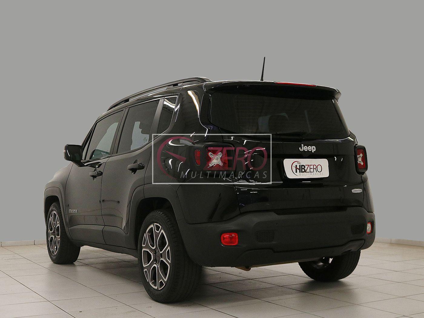 Jeep Renegade Longitude 1.8 4x2 Flex 16V Aut.