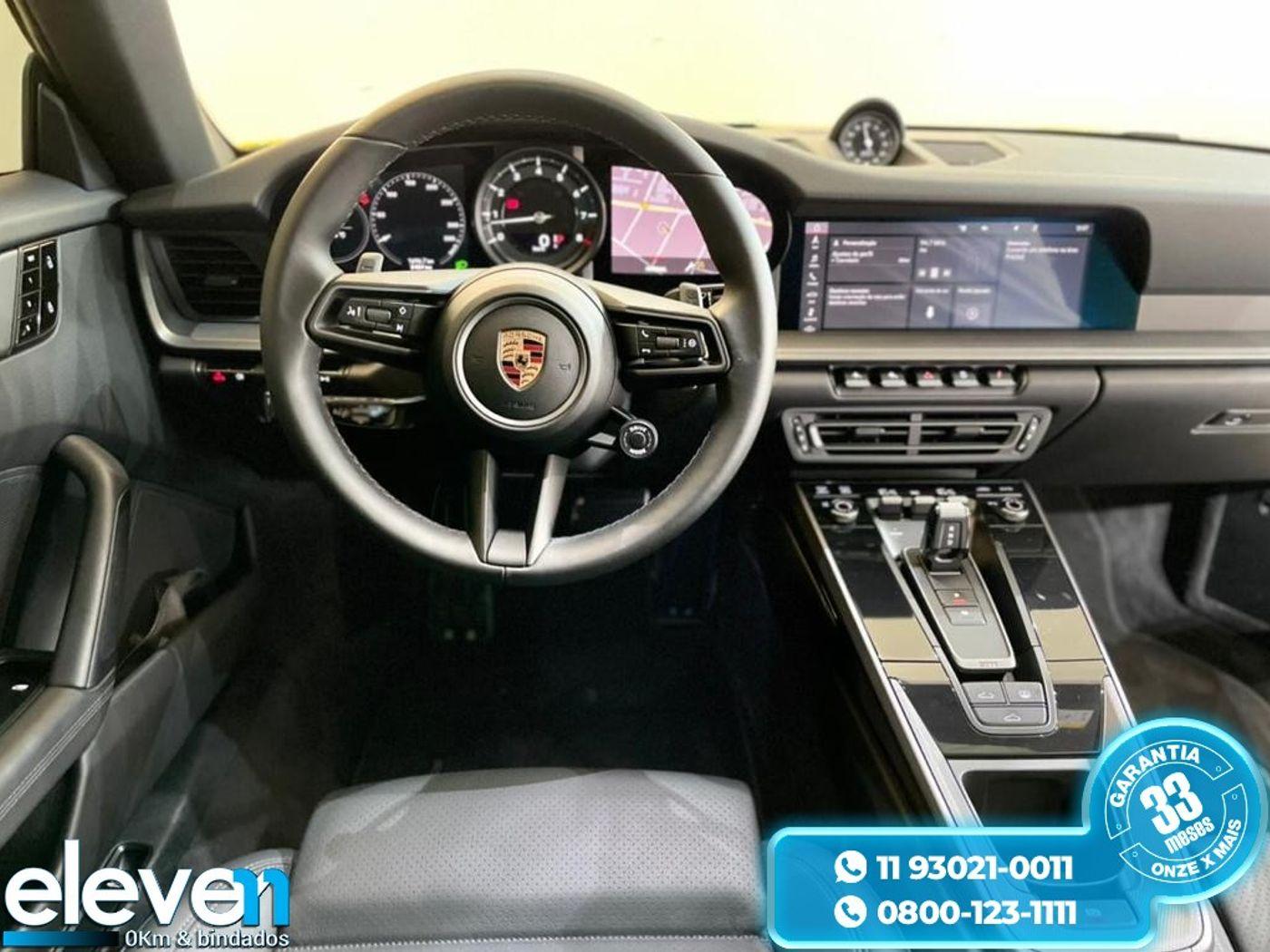 Porsche 3.0 24V H6 CARRERA PDK (992)