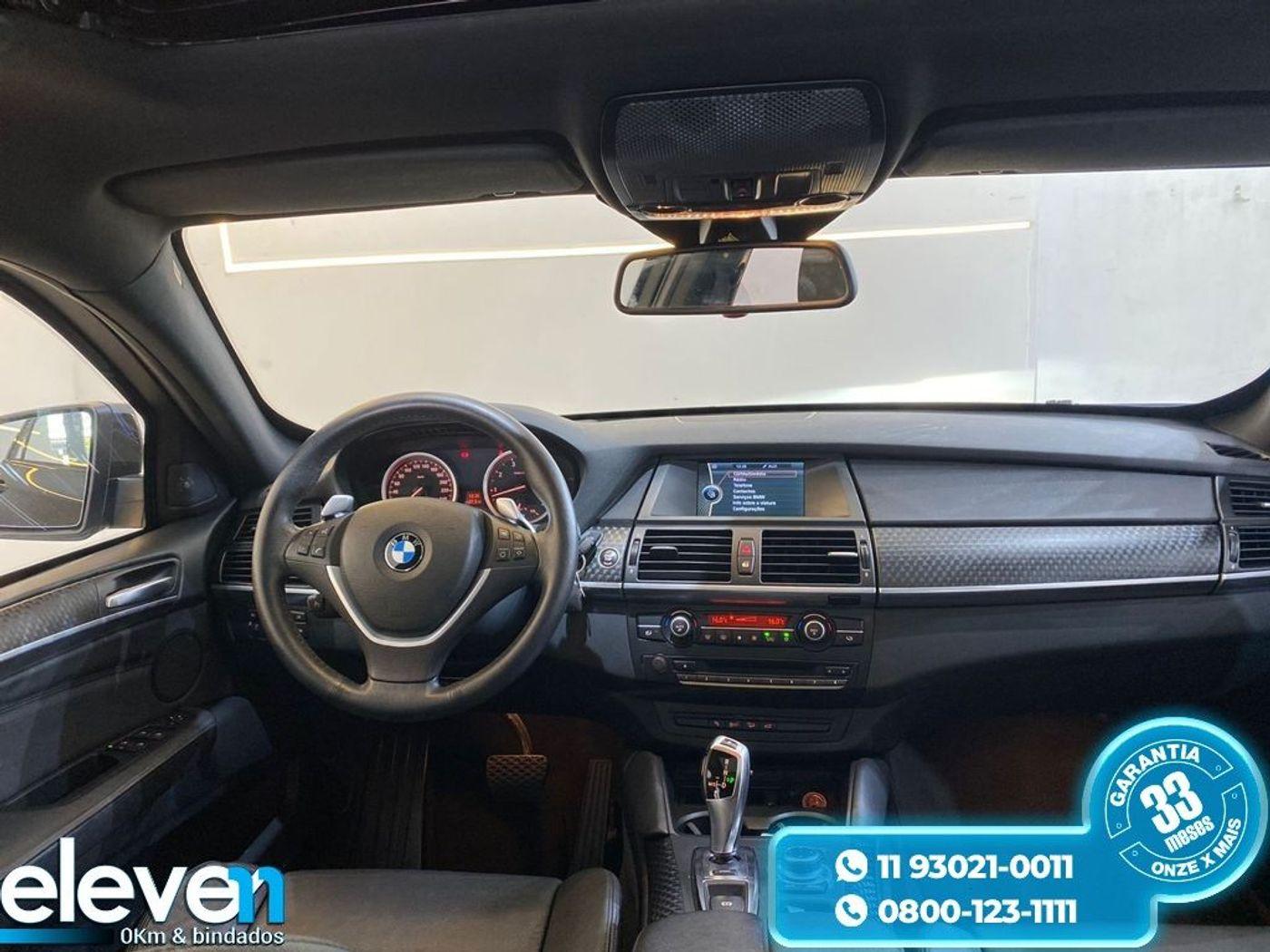 BMW X6 XDRIVE 50i 4.4 407cv Bi-Turbo