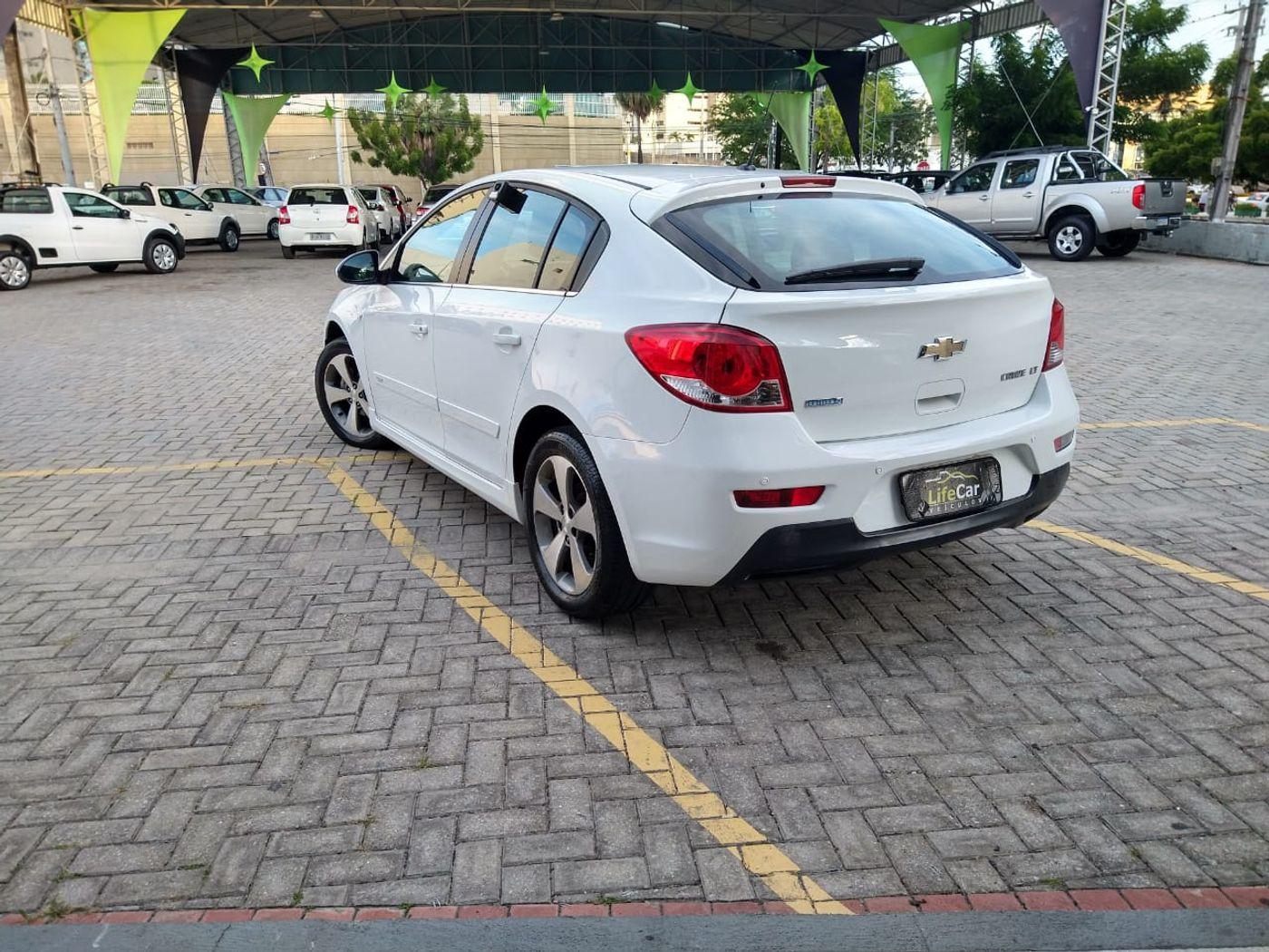 Chevrolet CRUZE LT 1.8 16V FlexPower 4p Mec.