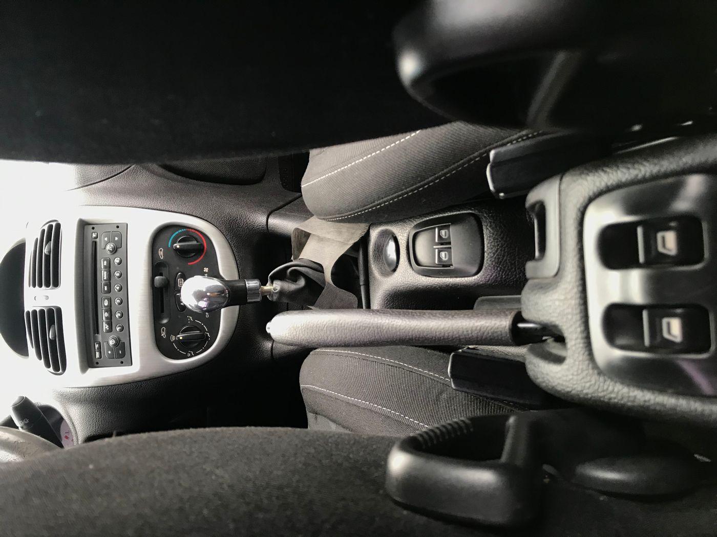 Peugeot 206 Feline 1.4/ 1.4 Flex 8V 5p