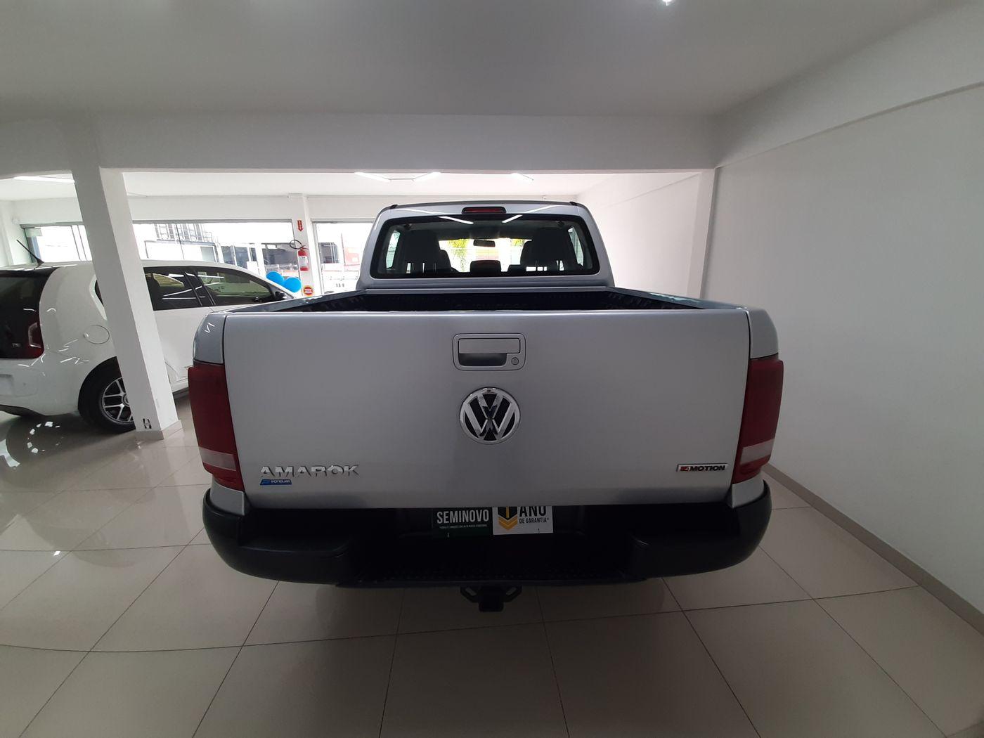 VolksWagen AMAROK SE CD 2.0 16V TDI 4x4 Diesel