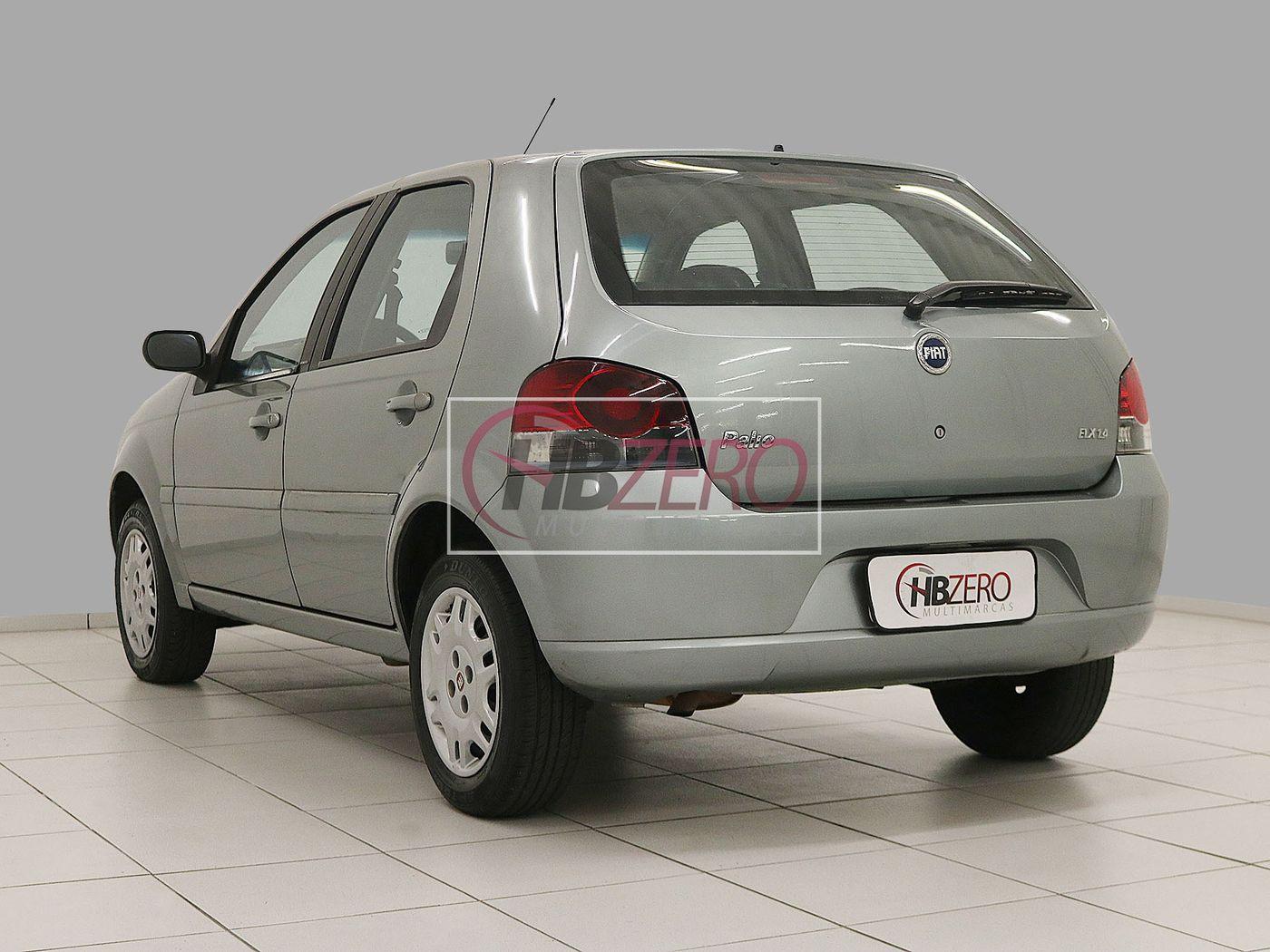 Fiat Palio ELX 1.4 Fire/30 Anos F. Flex 8V 4p
