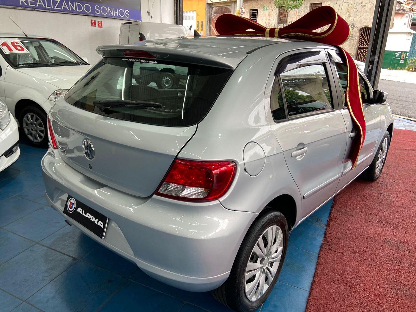 VolksWagen Gol (novo) 1.0 Mi Total Flex 8V 4p