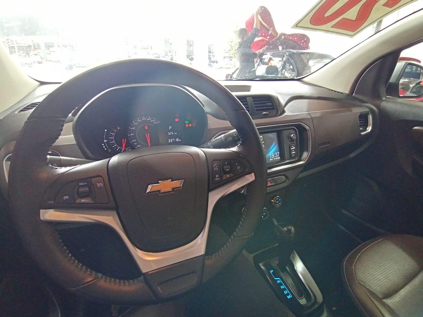Chevrolet SPIN PREMIER 1.8 8V Econo.Flex 5p Aut.